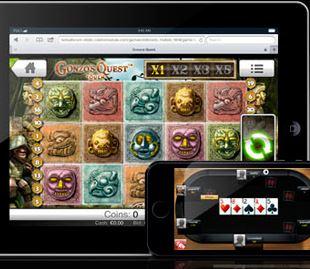 ipad casinos cropp