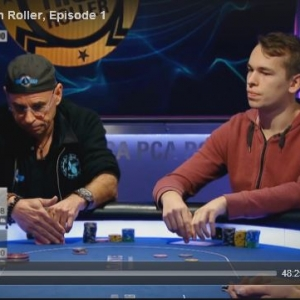 pca super highroller video