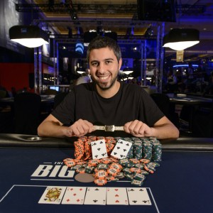 Winner of Event 55: Asi Moshe