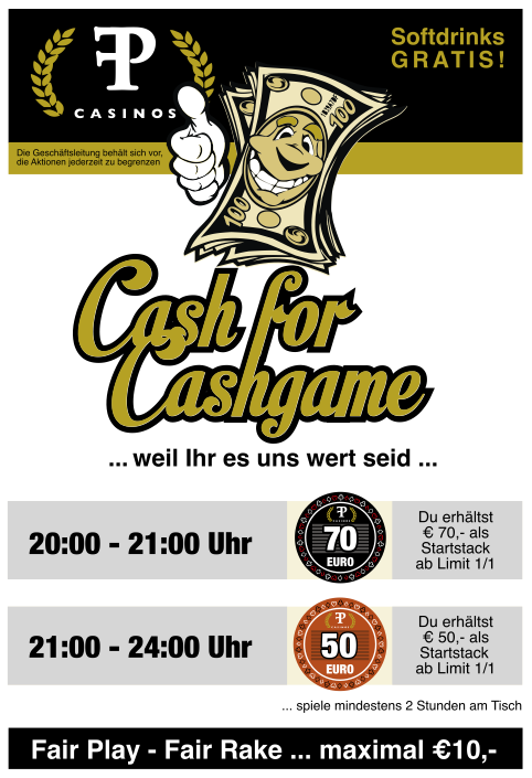Cash for Cashgame