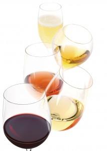 SALON Österreich Wein_Gläserreihe