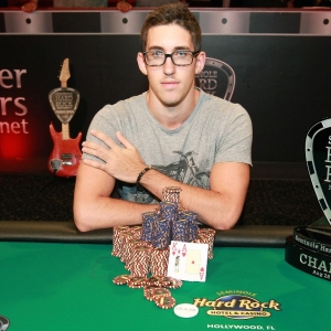 dan coleman seminole hard rock poker open