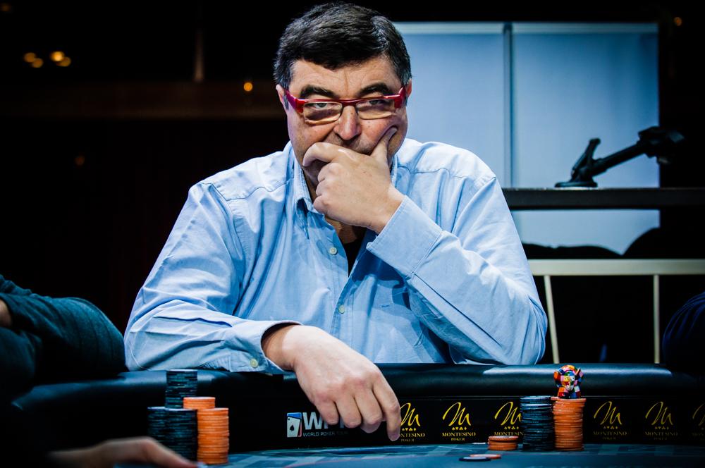 Konstantinos Alexiou wpt national vienna final table