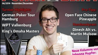 PokerBlatt Cover 06-2014