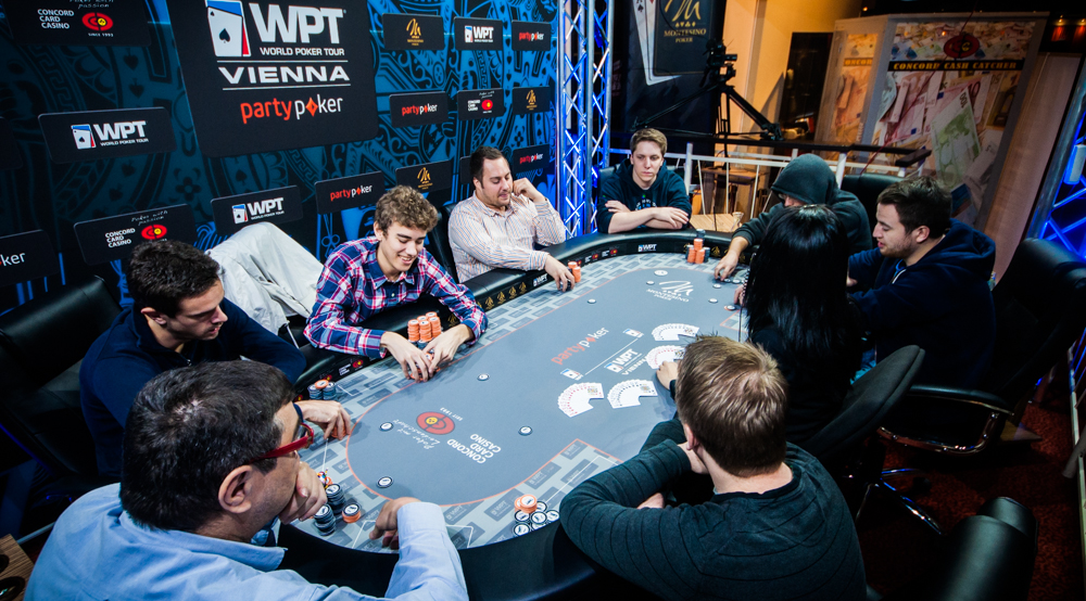 WPT National Vienna Final Table