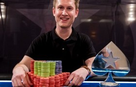 Brett Angell - UKIPT London 2014 Grand Final Champion