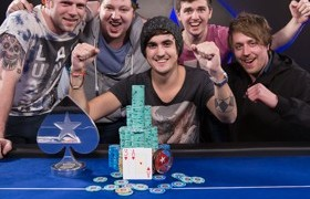 Josh Hart - UKIPT Isle of Man Champion 2014