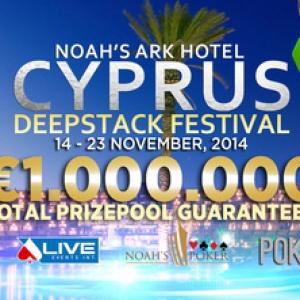 noahs ark cyprus festival