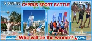 Cyprus Sport Battle