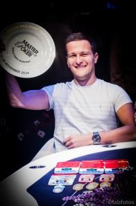 Ruben Visser MCOP Champion 2014