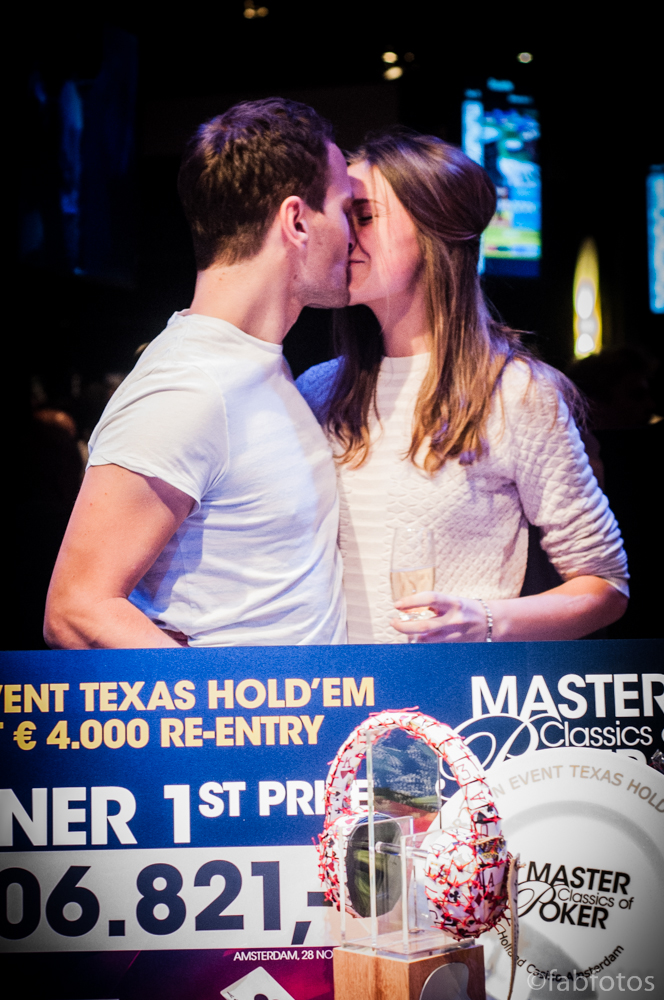 Ruben Visser MCOP Champion 2014 girlfriend