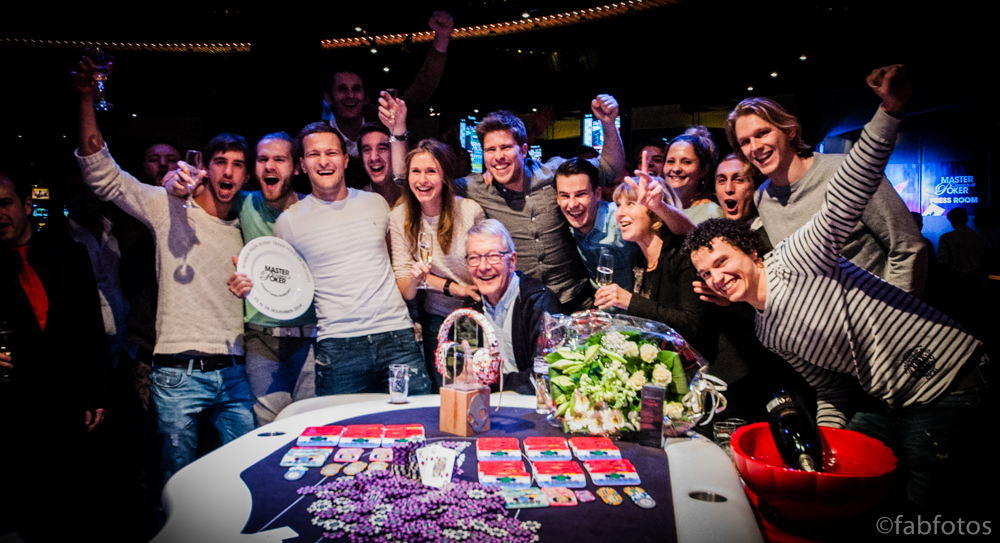 Ruben Visser MCOP Champion 2014 group