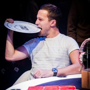 Ruben Visser MCOP Champion 20142