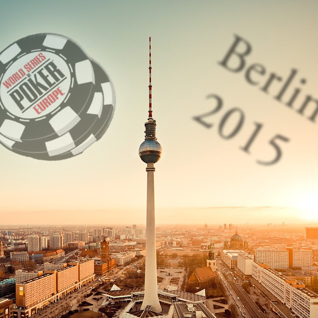 WSOP Europe WSOPE Berlin
