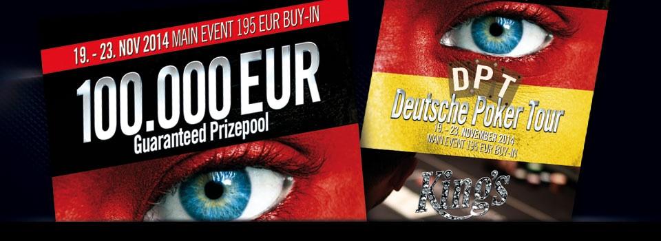 Deutsche Poker Tour Hannover
