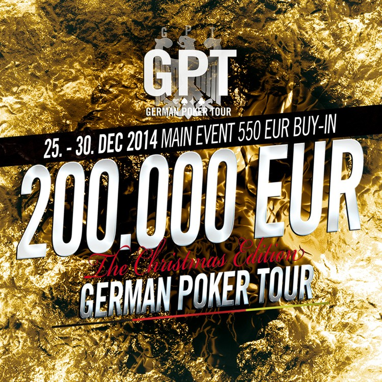 german poker tour christmas edition
