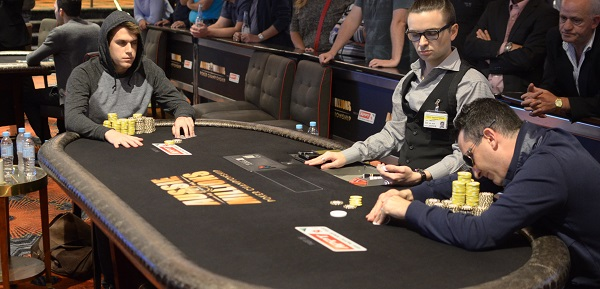 Heads up poker tournaments 2015