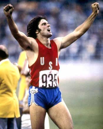 bruce jenner olympics