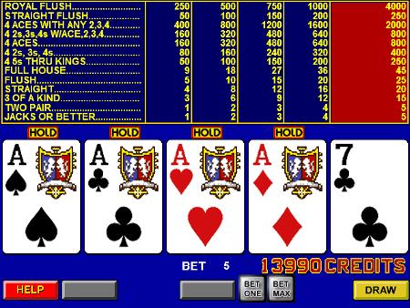 Play free australian poker machines online