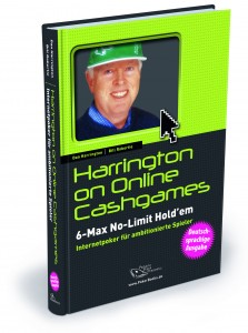 Harrington on Online Cashgames - 3D