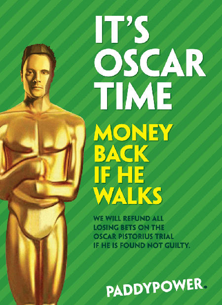 paddy power its oscar time