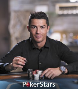 Cristiano Ronaldo - Team PokerStars 2
