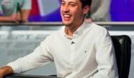 Adrian Mateos hat gut lachen...