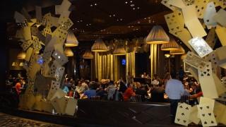 Der Pokerroom des ARIA