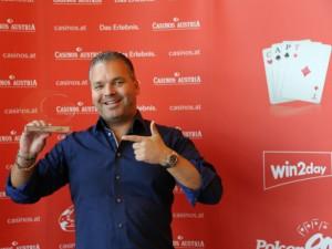 Jan Peter Jachtmann €200 PLO Sieger