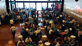 Start der Poker EM im Casino Velden