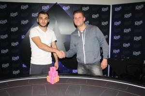 Winner Kings Saturday Deepstack 50k gtd