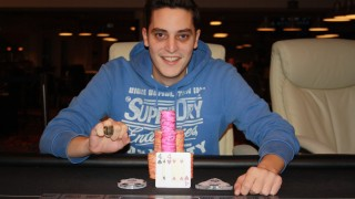 29.10.2015 WSOP Circuit Warm-Up Winner Event # 1