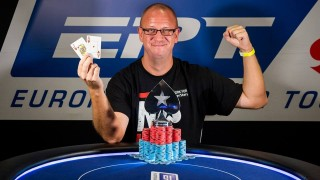 Event #15 - €500 NL Turbo winner, Ulf Rikard Andersson