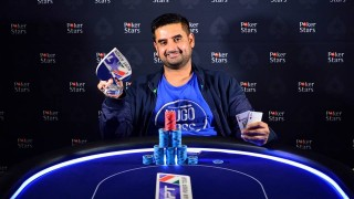 Event #5 - €200 NL Hyperturbo winner, Charles Chattha —