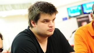 Chipleader Milan Sasek
