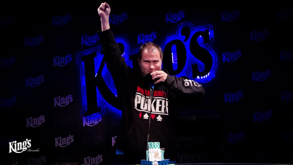 01112015 Winner WSOP Circuit Deepstack Ring Event #4