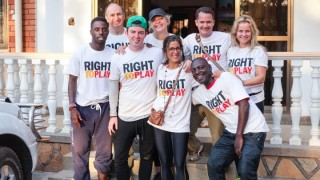 RIGHT TO PLAY PARTNERSHIP AMBASSADORS