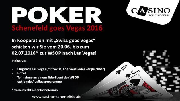 Schenefeld goes Vegas 1