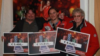 Die Gewinner des Poker Showdown Main-Event