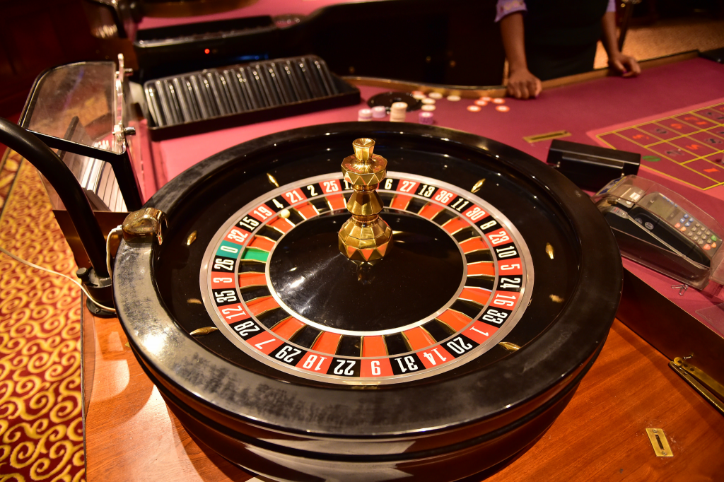 Sun City Casino, Sun City, North West, South Africa – Roulette – flickr....
