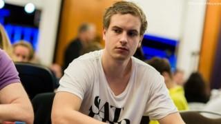 Viktor Blom mit Plus