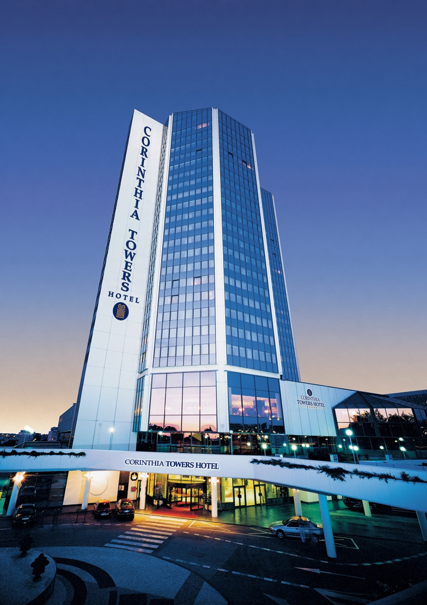 Corinthia Tower Prag