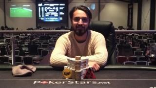 Sieger Faisal Daudi (GER)
