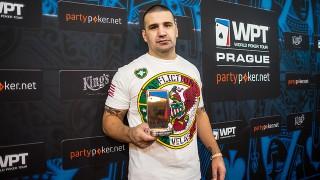 Sieger WPT PLO €750 Ante Varnica