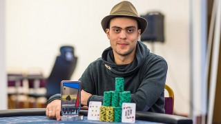 Sieger WPT King's Special THNL Event €1.100