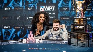 WPT Prag Gewinner Javier Gomez