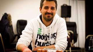 Sieger RedBet Live Opening Event Emmanouil Chalkiotis (GRE)