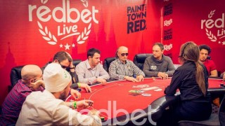 RedBet Live TV-Set King's Casino Prag