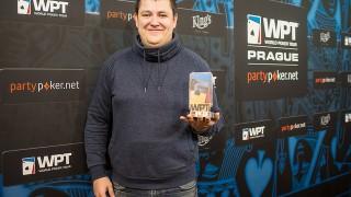 WPT Warm Up Winner Koorits Kaido