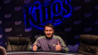 Der Boss vom Heidenheimer Poker Club Tarik Varol